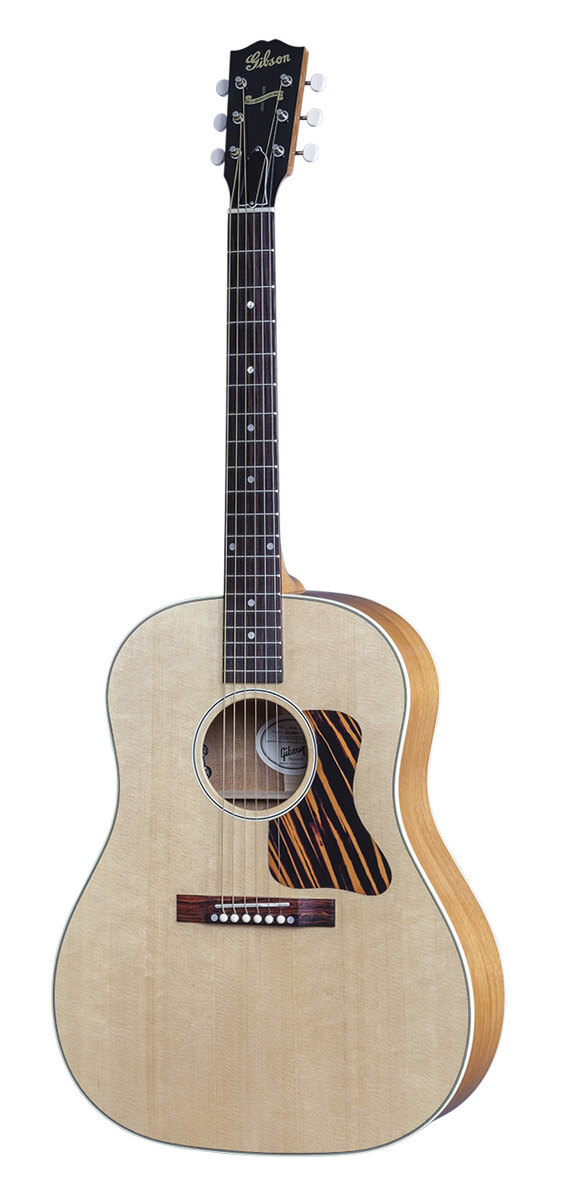 Gibson J-35 2017 western-guitar antique natural