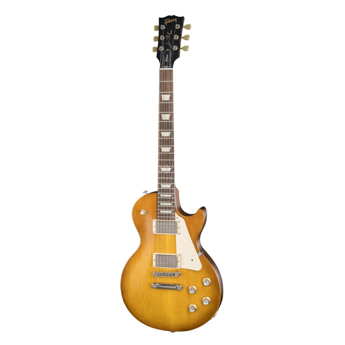 Gibson Les Paul Tribute 2018 el-guitar satin faded honey burst