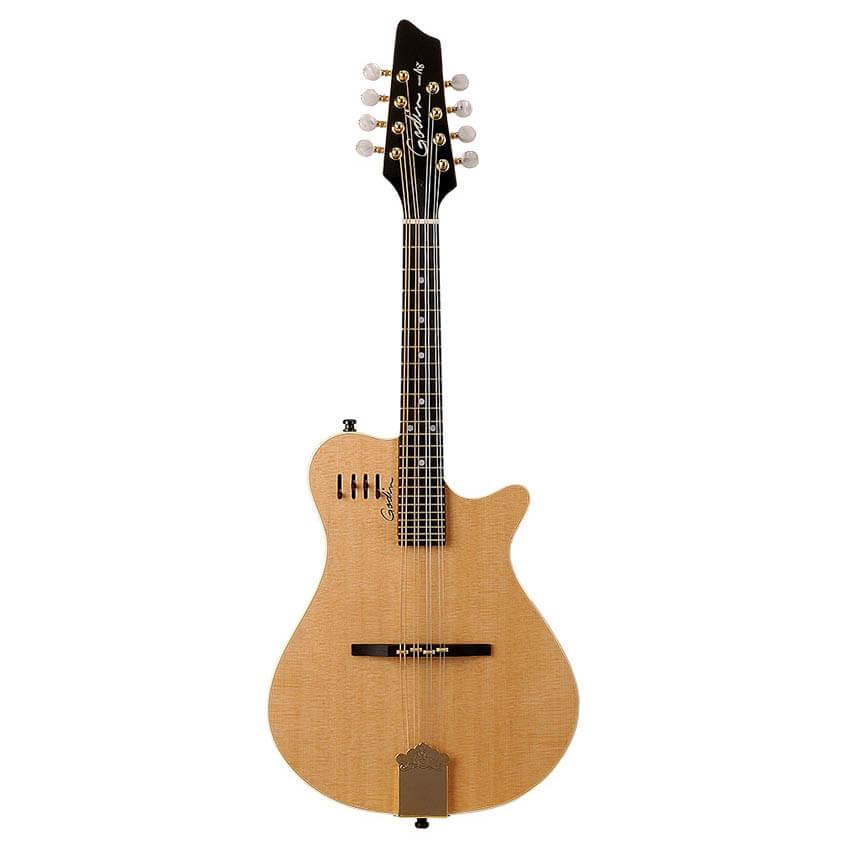 Godin A8 mandolin natural SG