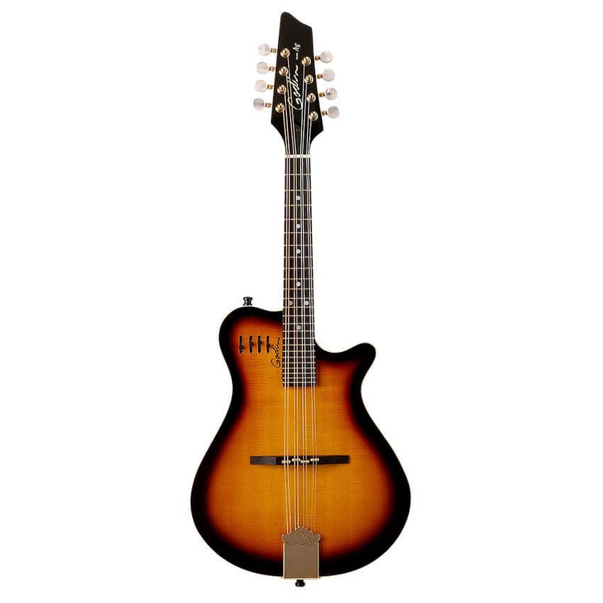 Godin A8 mandolin cognac burst HG