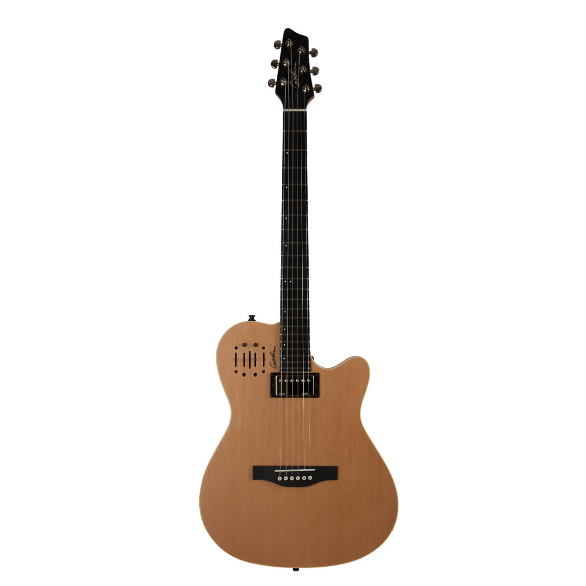 Image of   Godin A6 Ultra el-guitar natur
