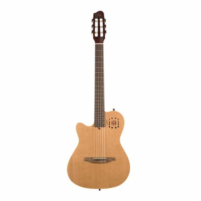 Godin Multiac Nylon Encore SG Left Hand spansk-guitar, venstrehåndet