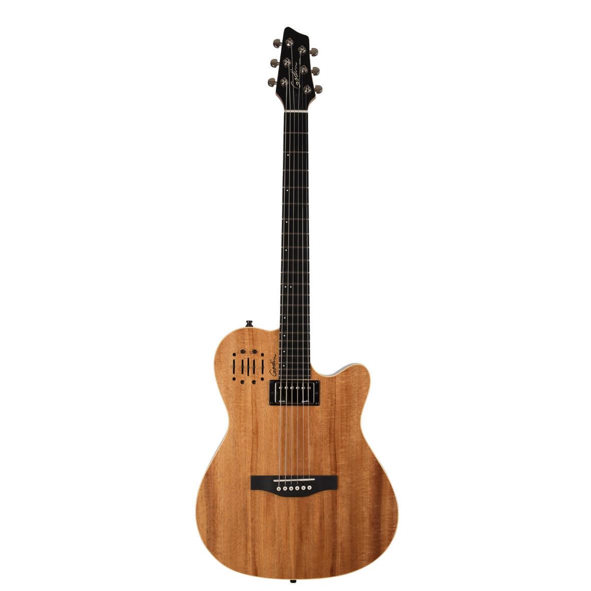 Image of   Godin A6 Ultra el-guitar koa HG