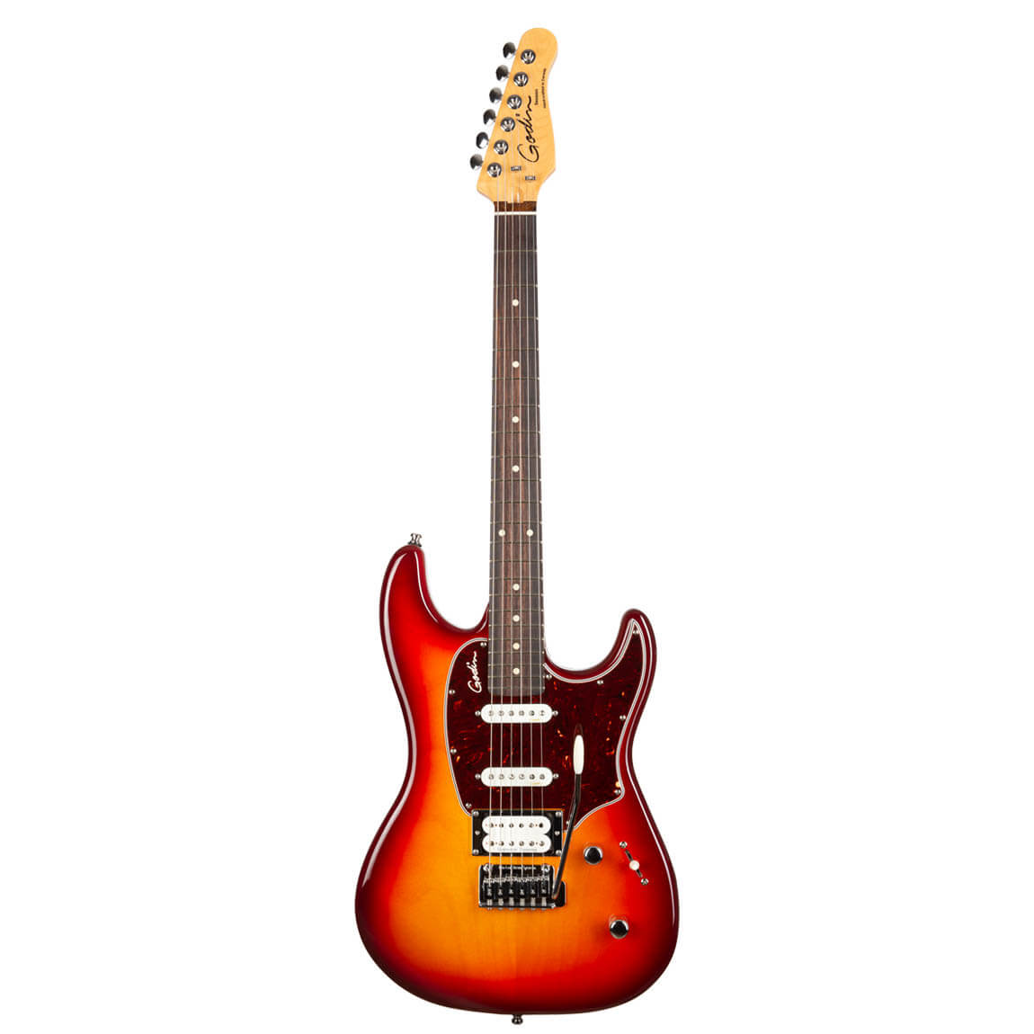 Image of   Godin Session LTD el-guitar cherry burst