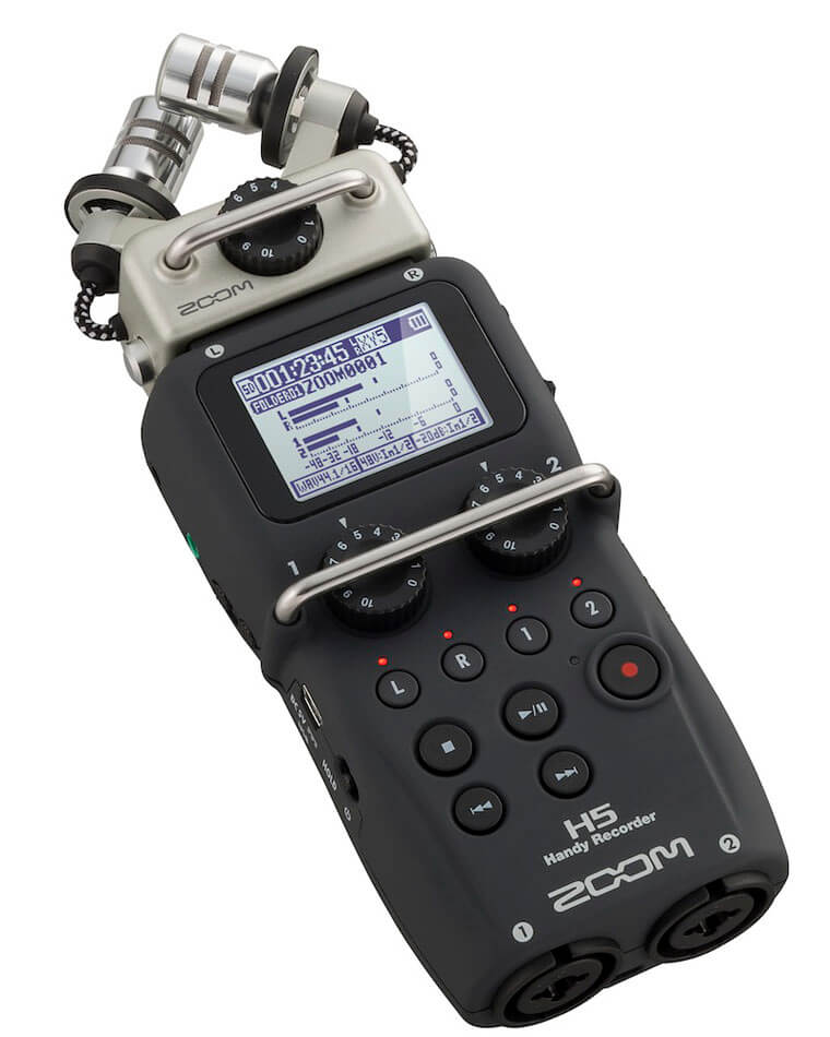 Image of   Zoom H5 handyaudiorecorder