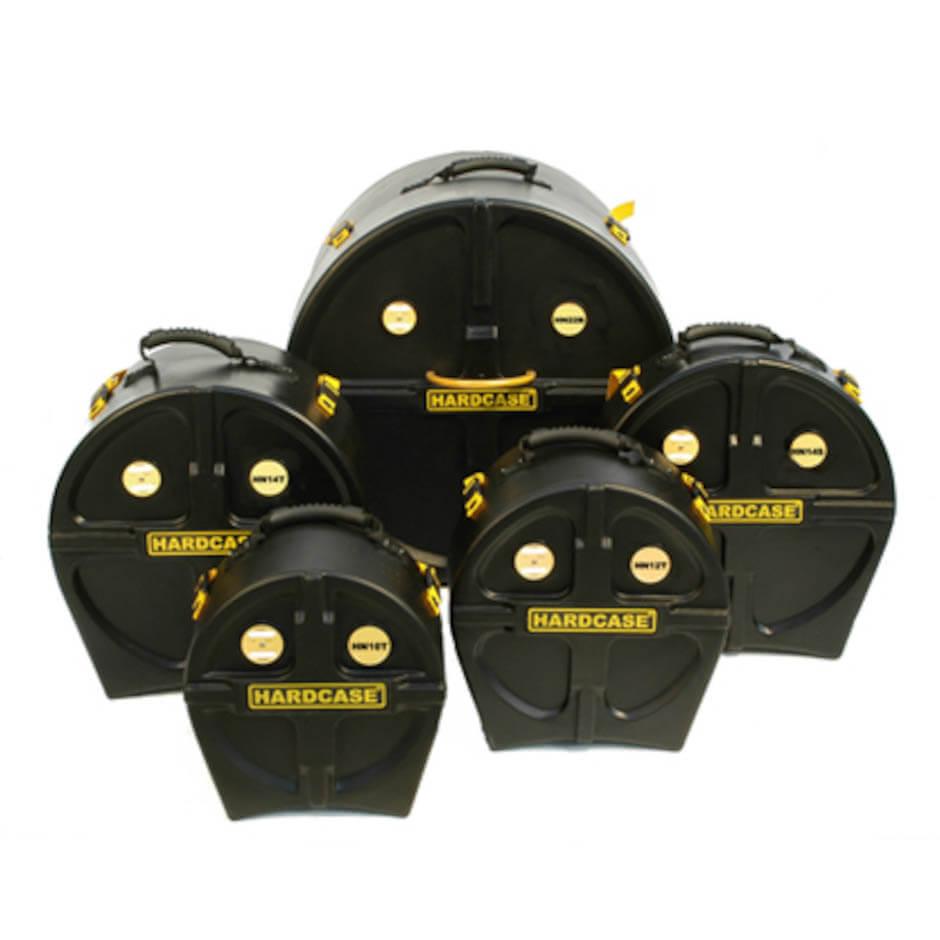 Hardcase HFUSION-2 kasser til trommesæt