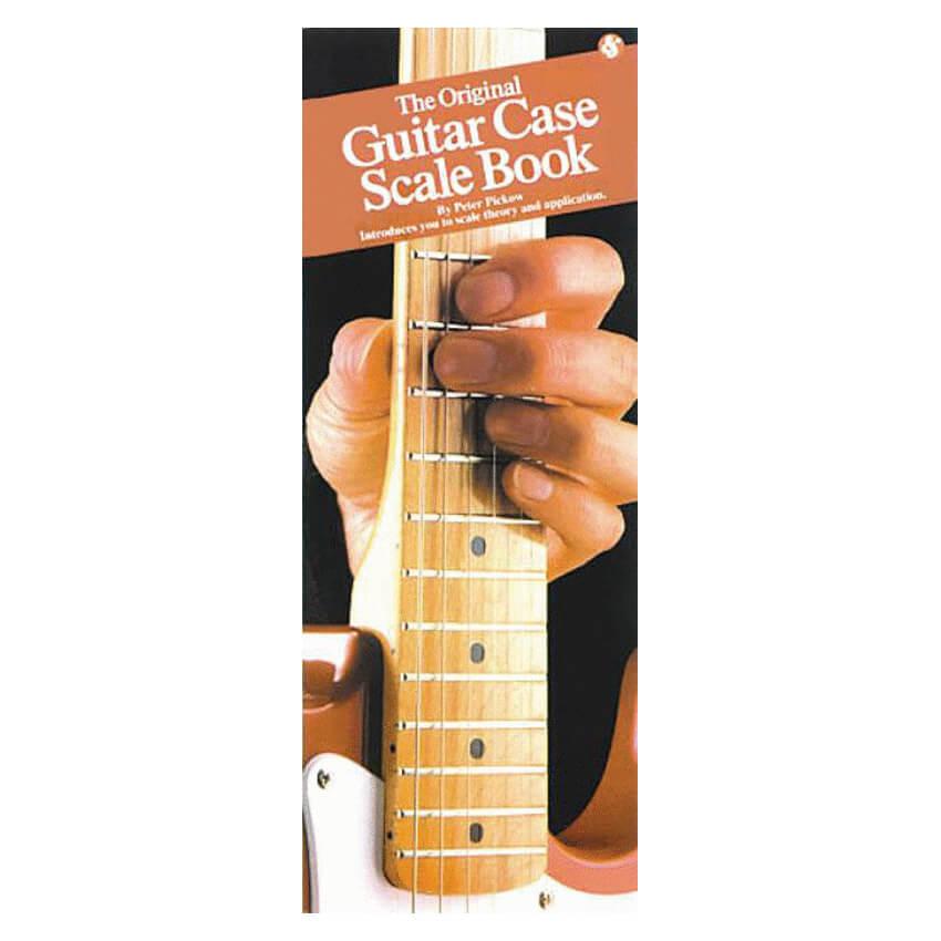 Billede af Brand mangler Guitar Case Scale Book lærebog