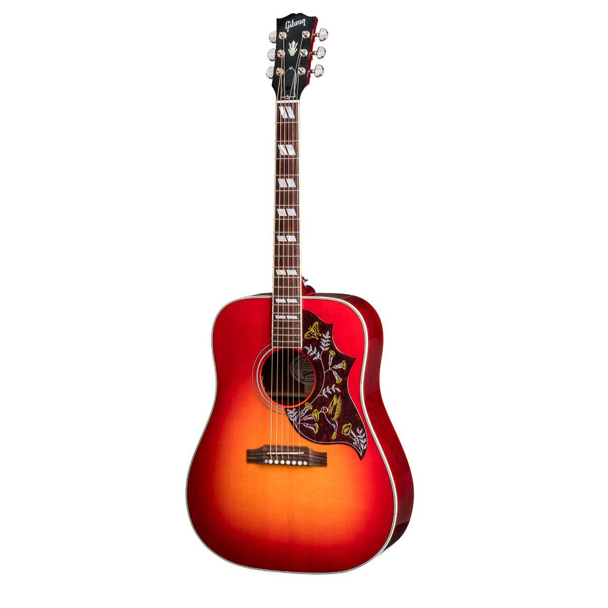Image of   Gibson Hummingbird 2018 western-guitar vintage cherry sunburst