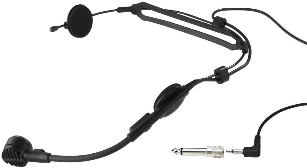 IMG Stage Line HM-30 headset mikrofon