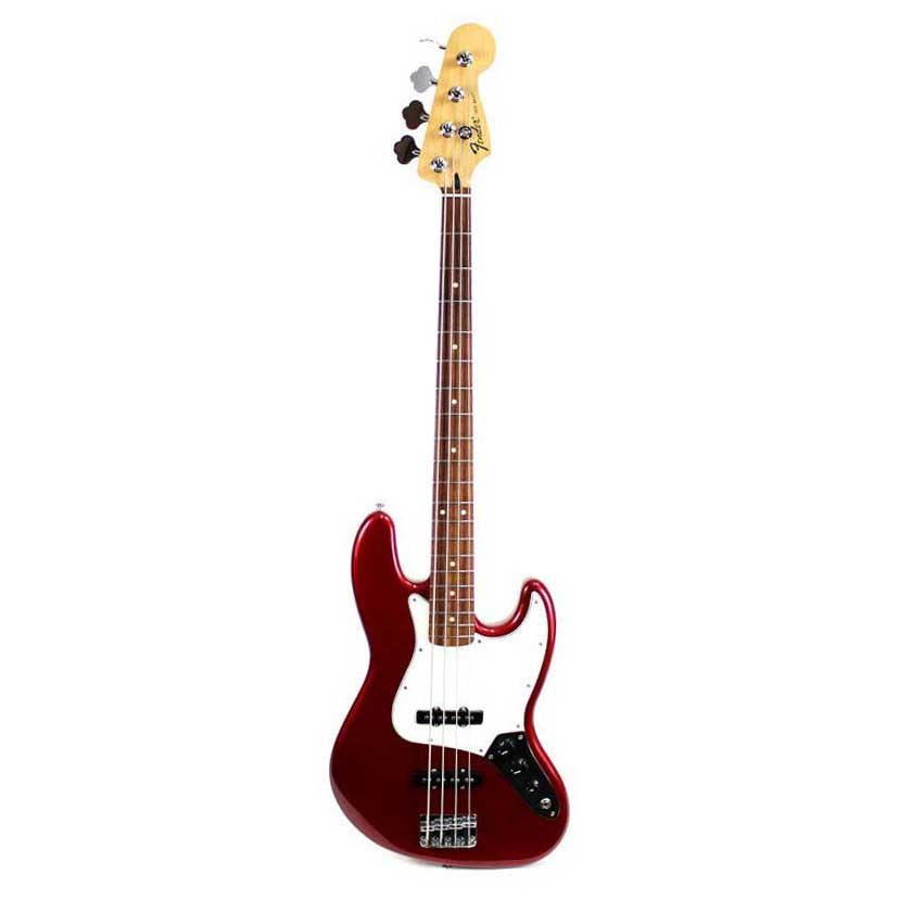Billede af Fender StandardJazzBass,RW,CAR el-bas rød