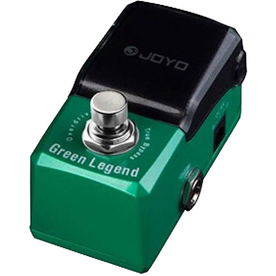 Joyo JF-319IronmanGreenLegend guitar-effekt-pedal