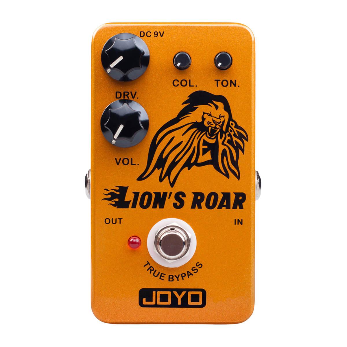 Joyo JF-MK Lions Roar guitar-effekt-pedal