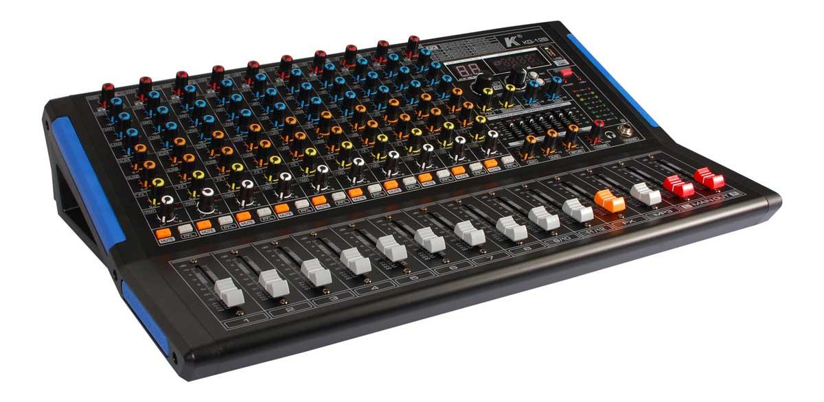 K KG-12B mixer