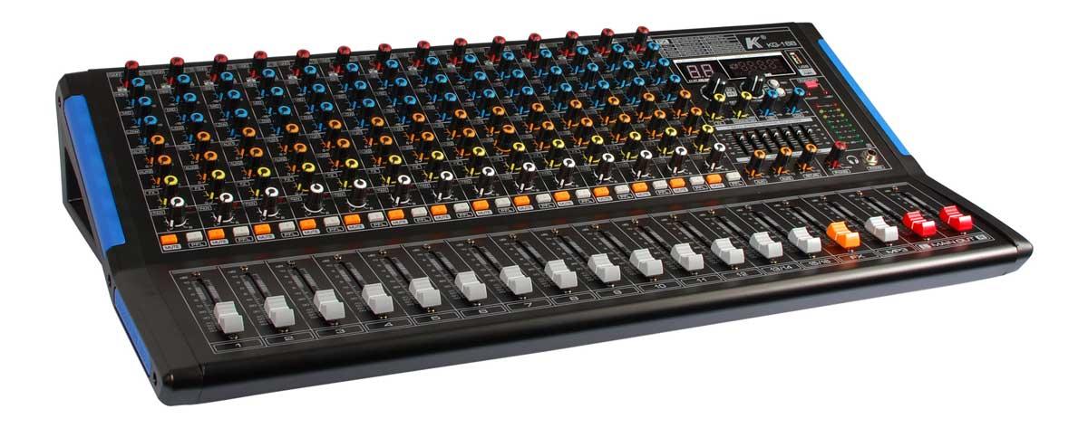 K KG-16B mixer