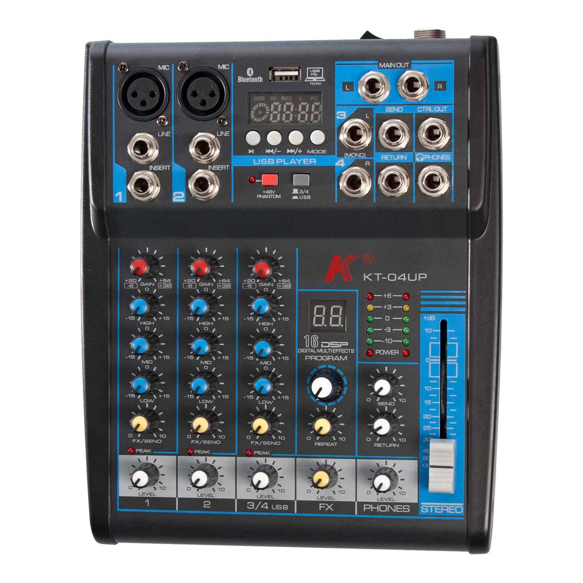 Image of   K KT-04UP mixer
