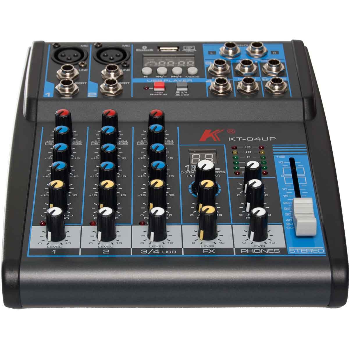 K KT-04UP mixer