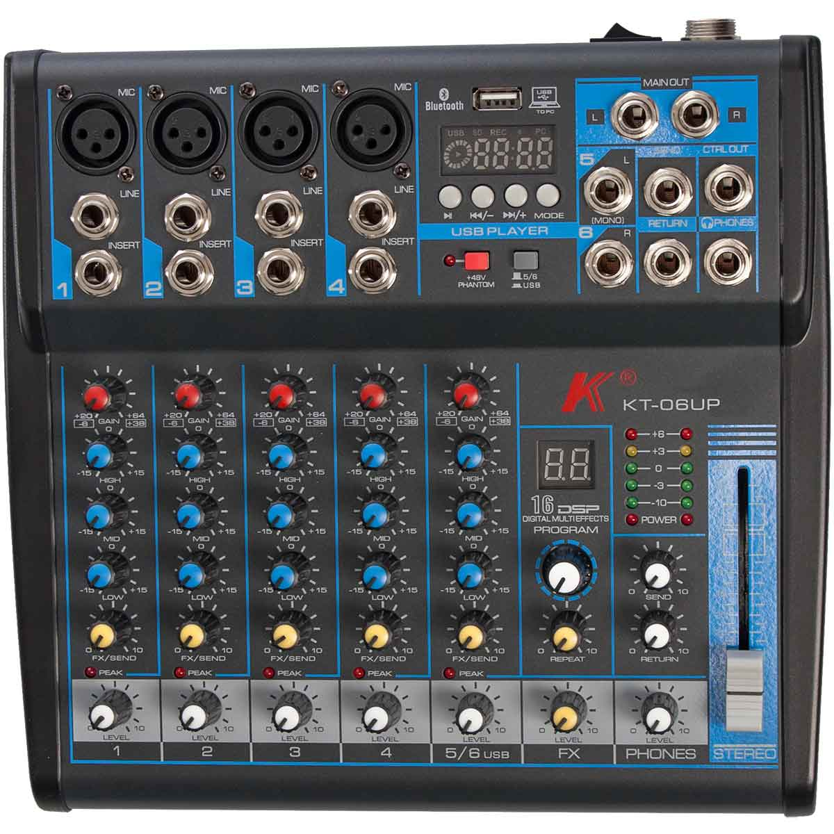 Image of   K KT-06UP mixer