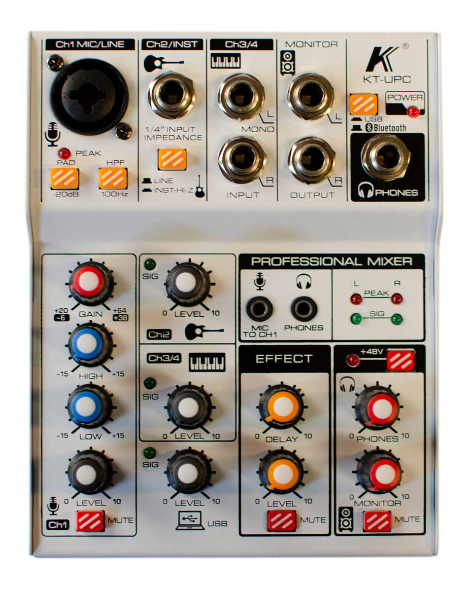 Image of   K KT-UPC mixer