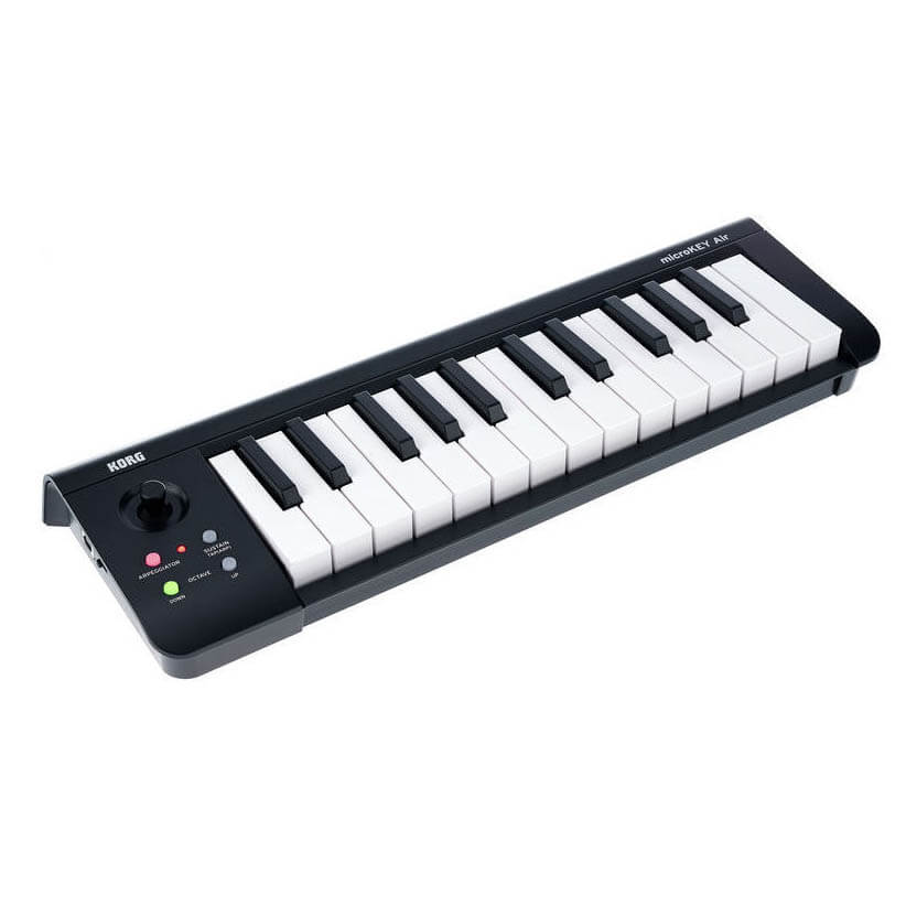 Korg microKEY2AIR25 Bluetooth-midi-keyboard