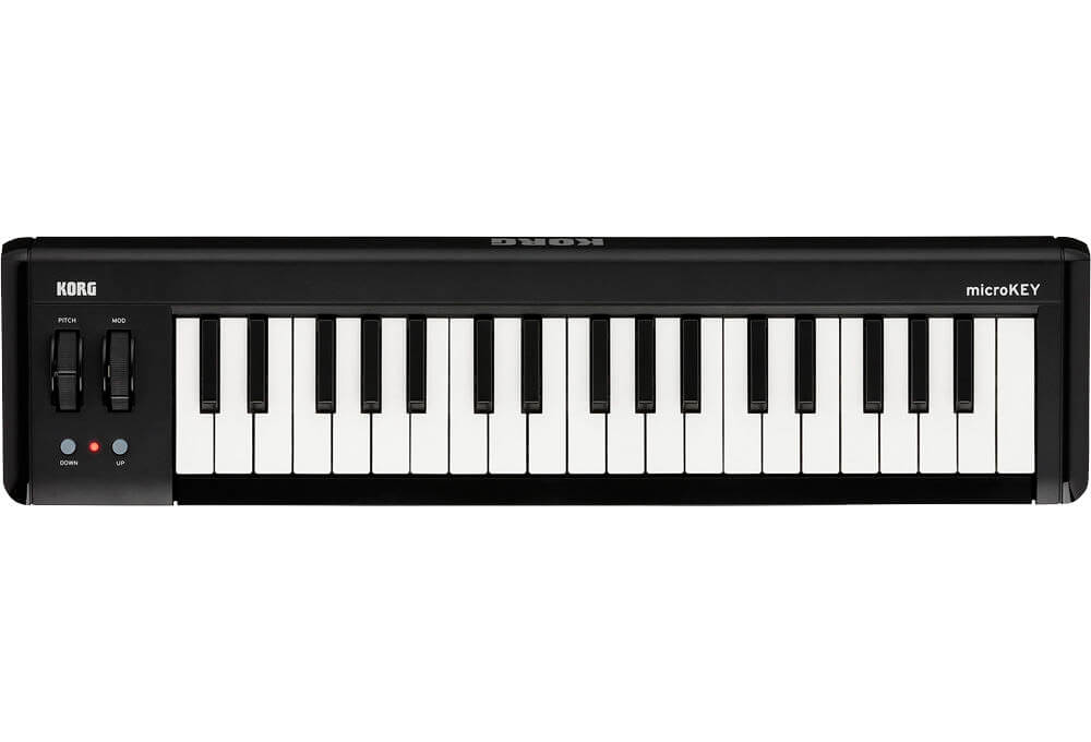Image of   Korg microKEY237 USB-midi-keyboard