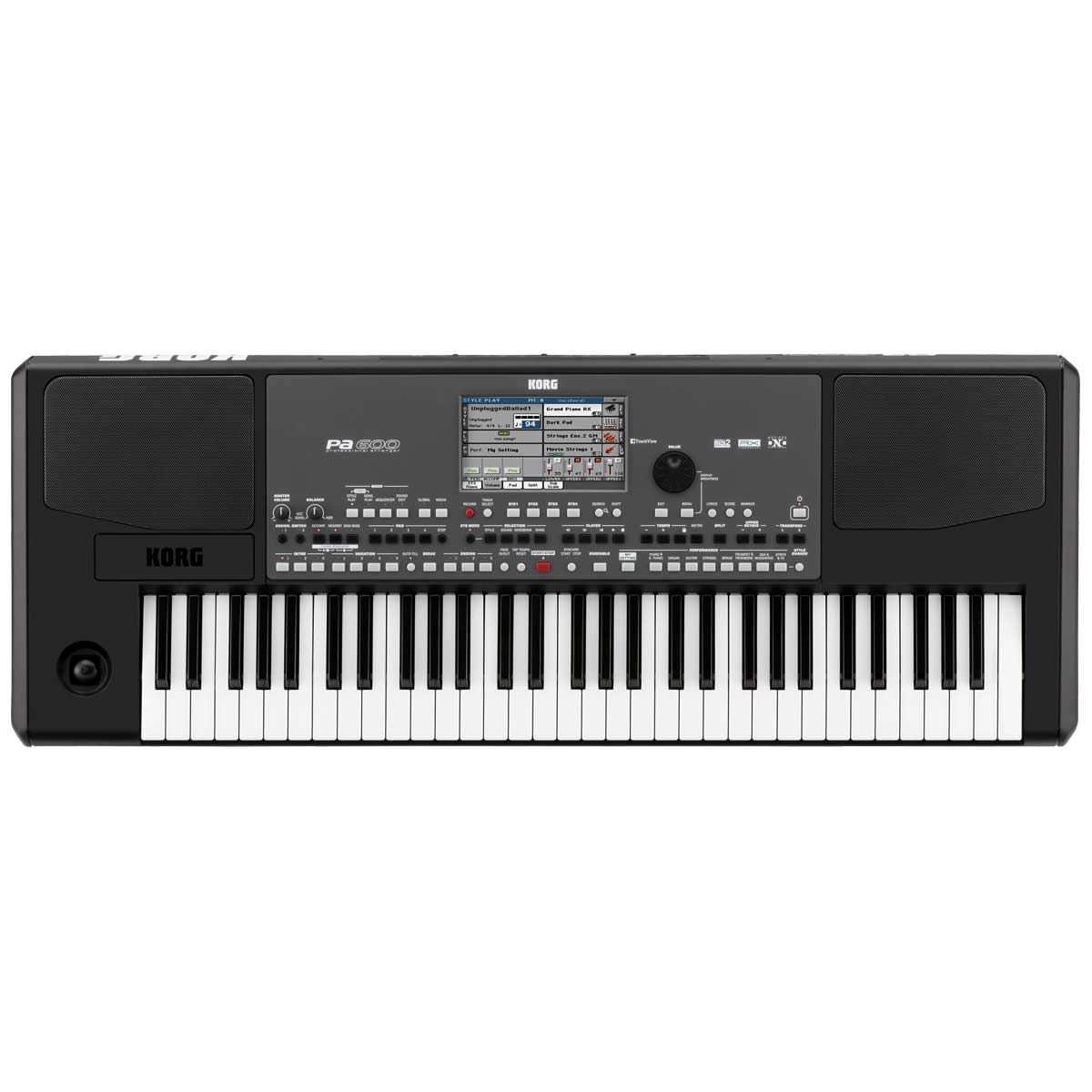 Image of   Korg PA-600 keyboard sort
