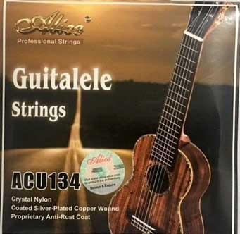 Image of   Alice ACU134 guitarlele-strenge