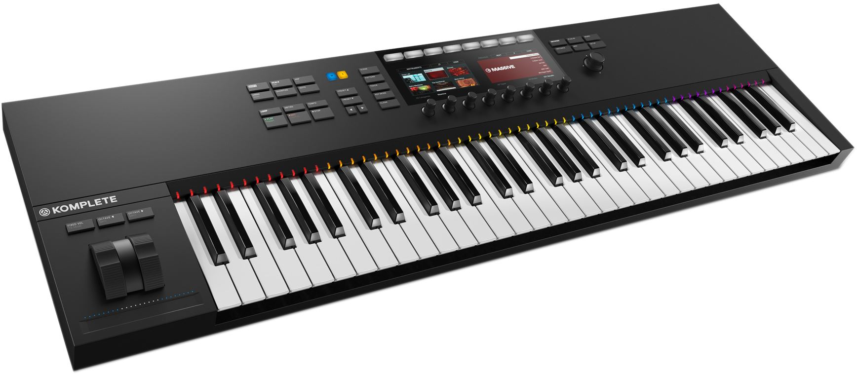NativeInstruments KompleteKontrolS61 MK2 keyboard