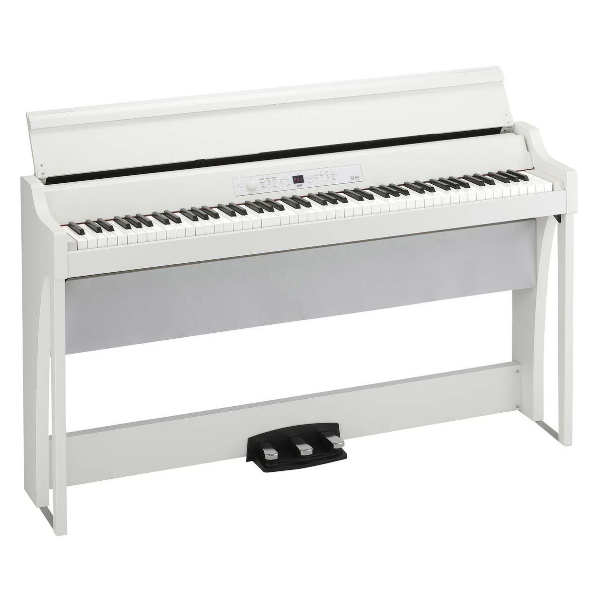 Image of   Korg G1 Air WH el-klaver hvid