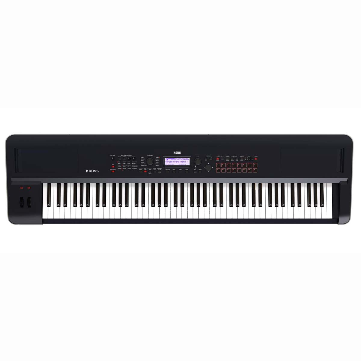 Korg Kross2-88 keyboard