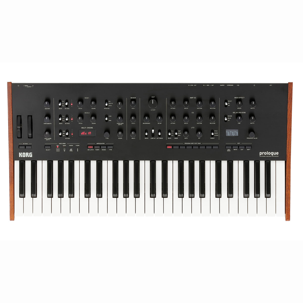 Korg Prologue-8 synthesizer