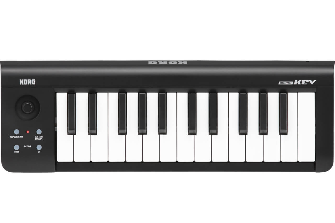 Image of   Korg microKEY25 USB-midi-keyboard