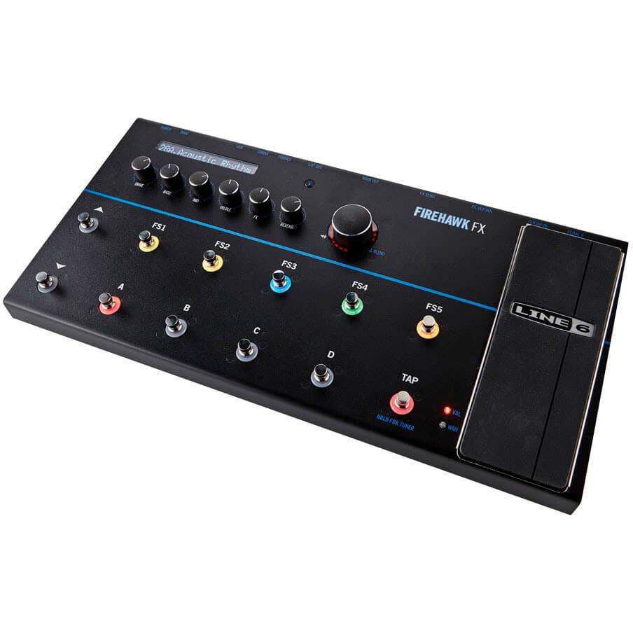 Line6 FirehawkFX guitar-multieffekt-pedal