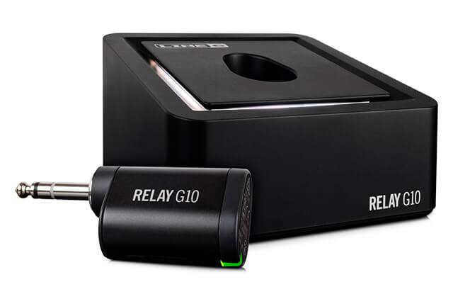 Line6 RelayG10 trådløstsystemtilguitar,basm.m.