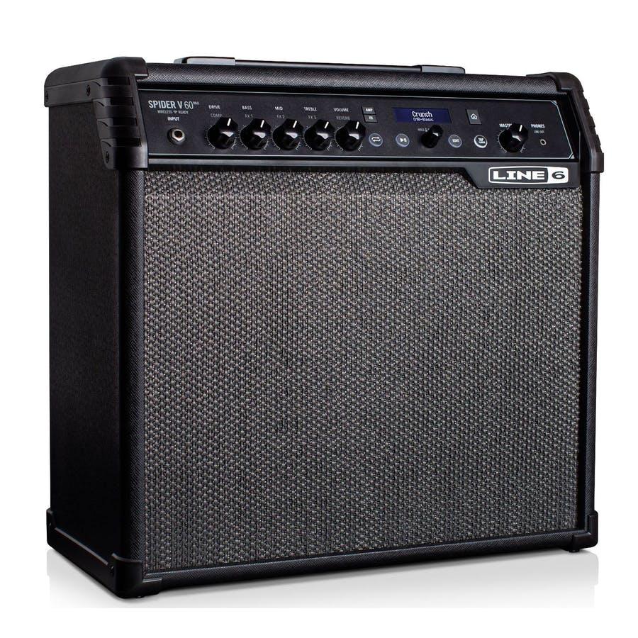 Image of   Line 6 Spider V 60 MkII guitarforstærker
