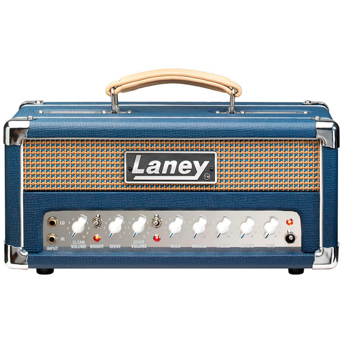 Laney L5-Studio guitarforstærker-top