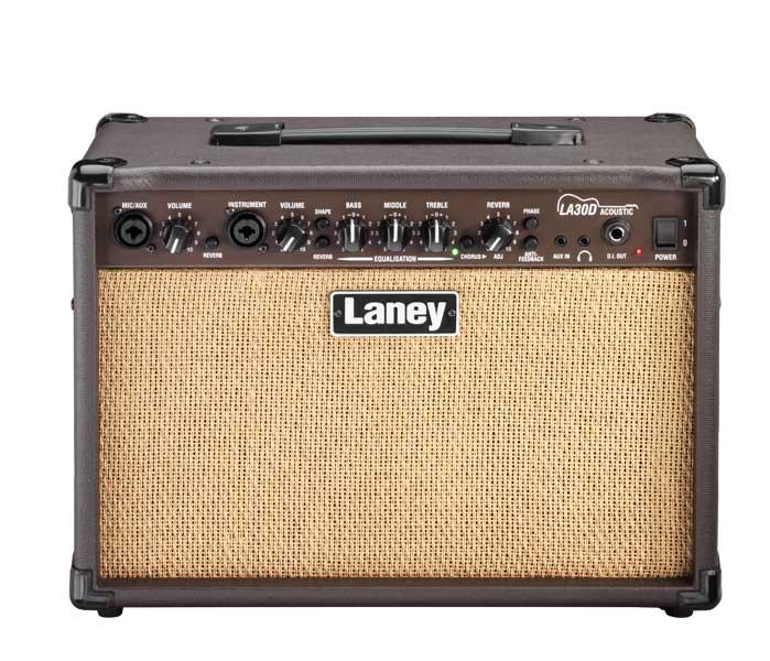 Billede af Laney LA30D akustiskguitar-forstærker