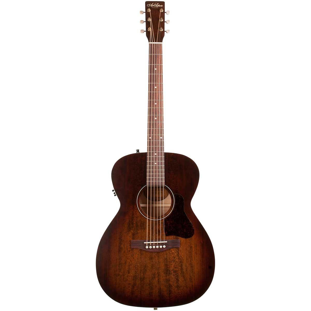 Billede af A&L Legacy Bourbon Burst QIT western-guitar
