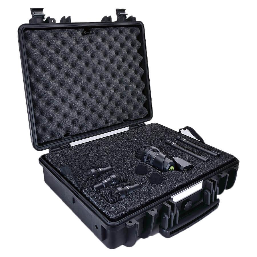 Lewitt DTP Beat Kit 6 tromme-mikrofon-sæt