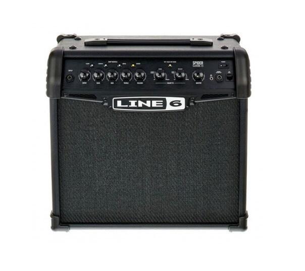 Image of   Line 6 SpiderClassic15 guitarforstærker