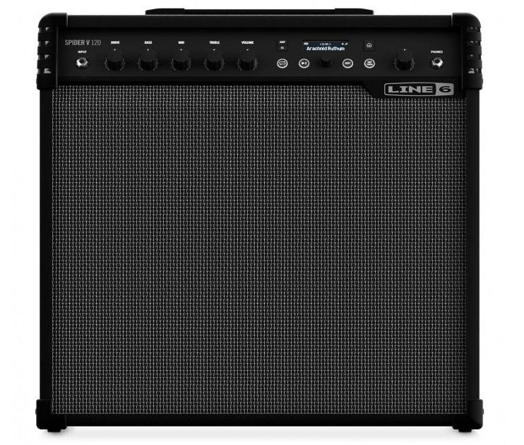 Line 6 SpiderV120 guitarforstærker