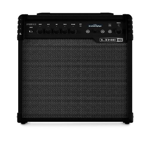 Image of   Line 6 SpiderV30 guitarforstærker