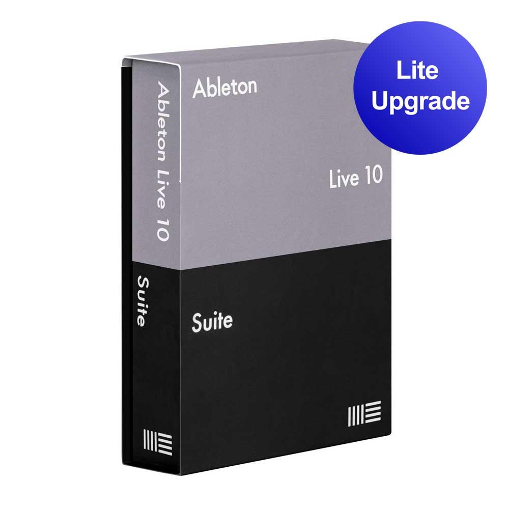 Billede af Ableton Live 10 Suite upgrade from Live Lite software