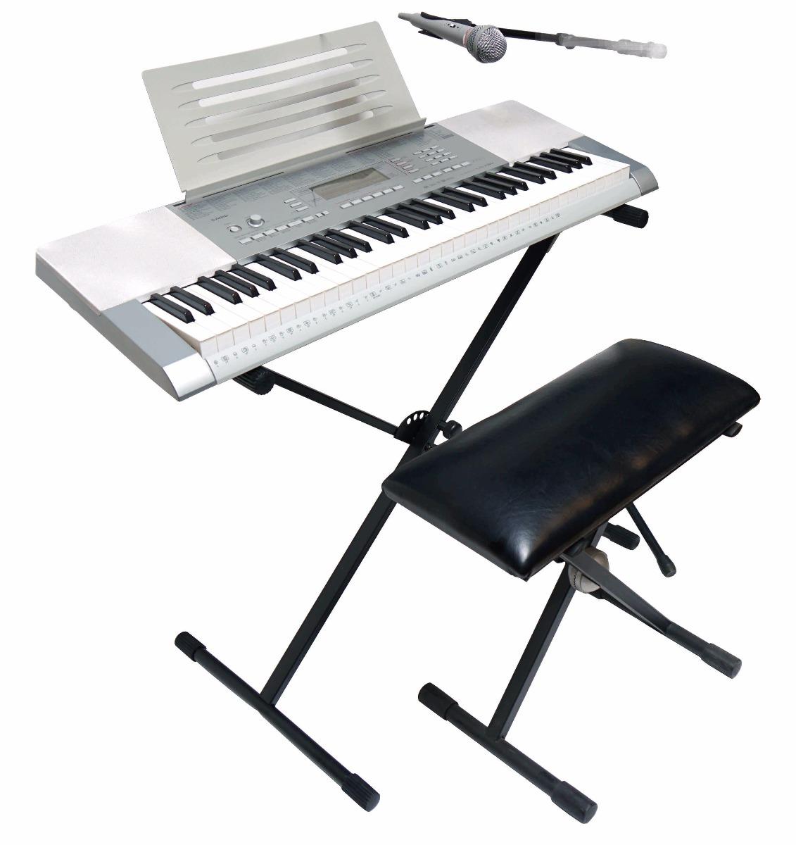 Billede af Casio LK-280-PACK keyboard PAKKELØSNING