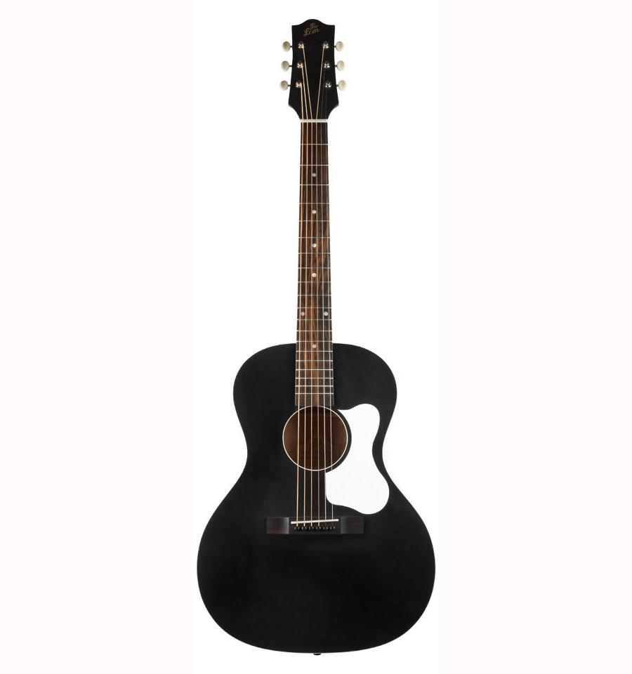 The Loar LO-14 TBK western-guitar mat sort