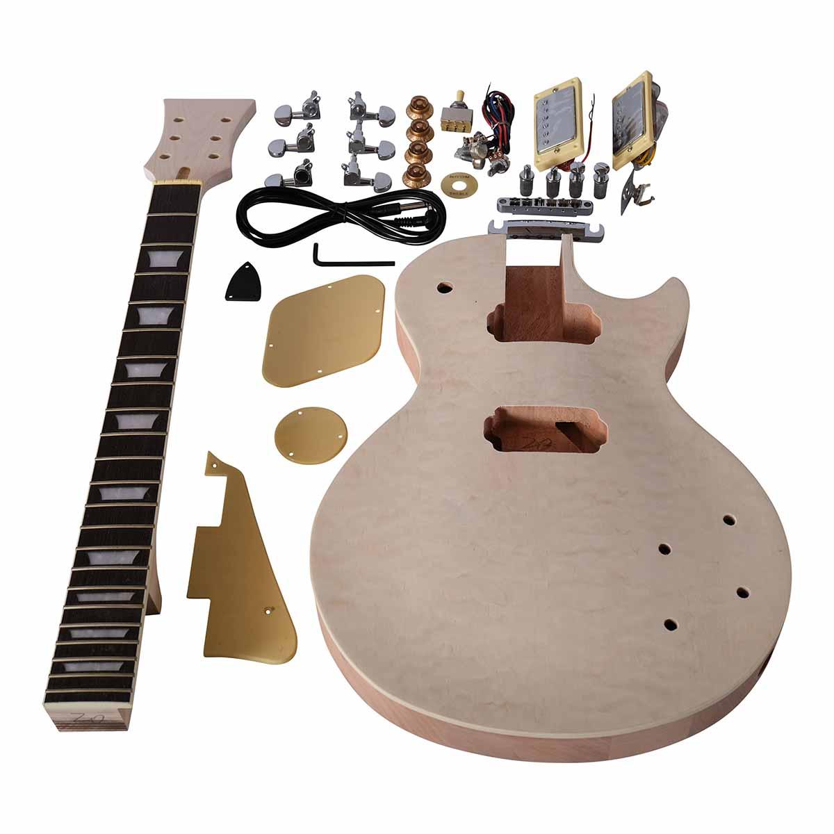 Image of   Beaton DIY-LP-13 el-guitar samle-selv-sæt