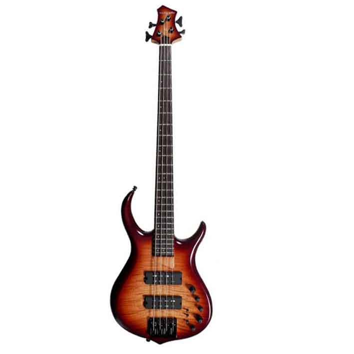 Sire Marcus Miller M7 ALDER-4 BRS el-bas Satin Brown Sunburst
