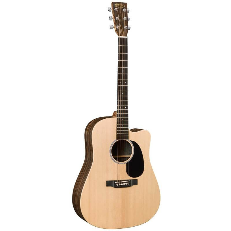 Martin DCX1AE Macassar western-guitar