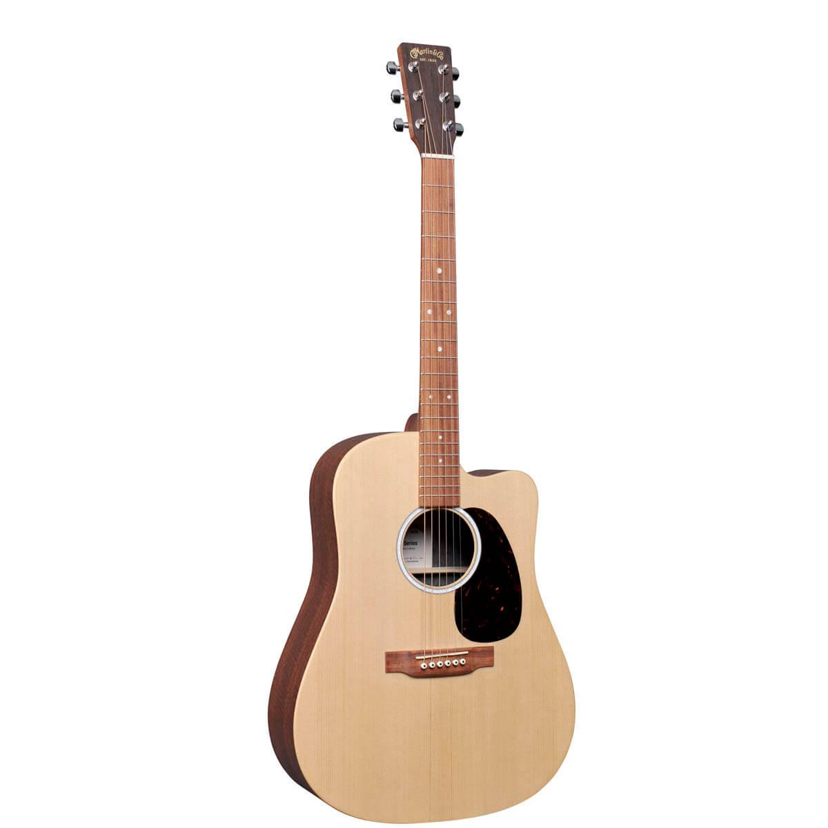 Image of   Martin DC-X2E Mahogany western-guitar