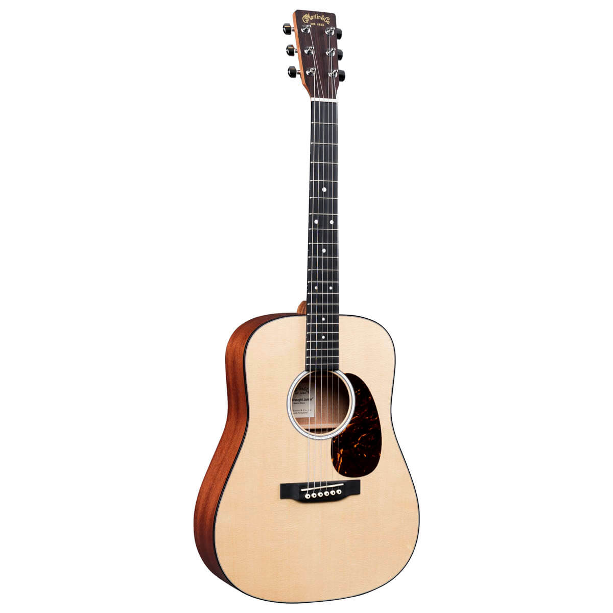Image of   Martin DJr-10E Dreadnought Junior western-guitar
