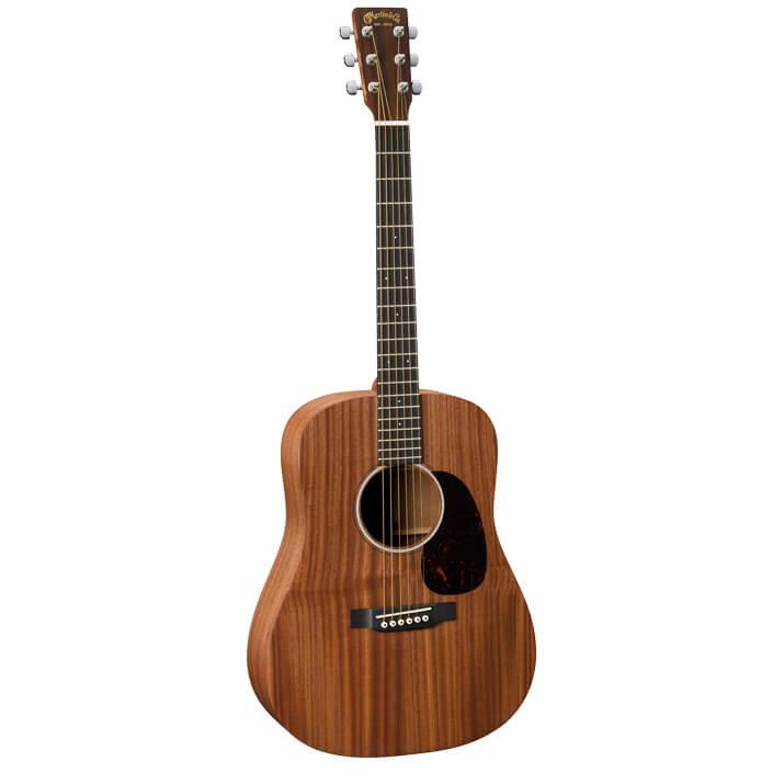 Martin Dreadnought 2E Sapele western-guitar